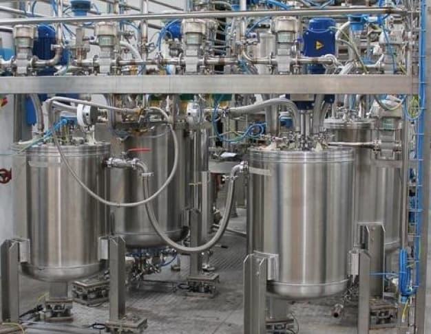 """alt""""CO2 supercritical extraction plant"""""""